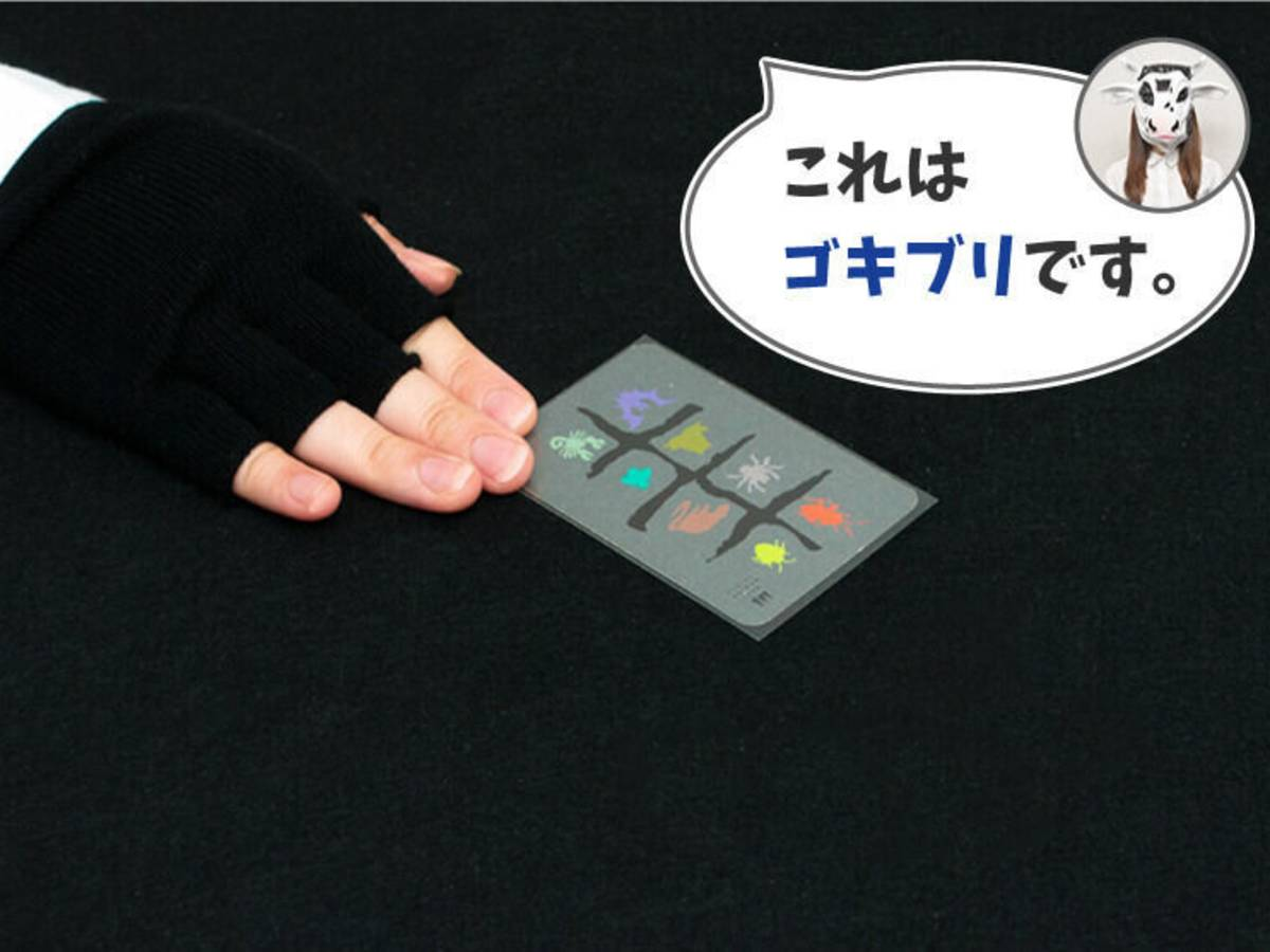 ごきぶりポーカー(Cockroach Poker / Kakerlakenpoker)の画像 #52464 FUTARIASOBIさん