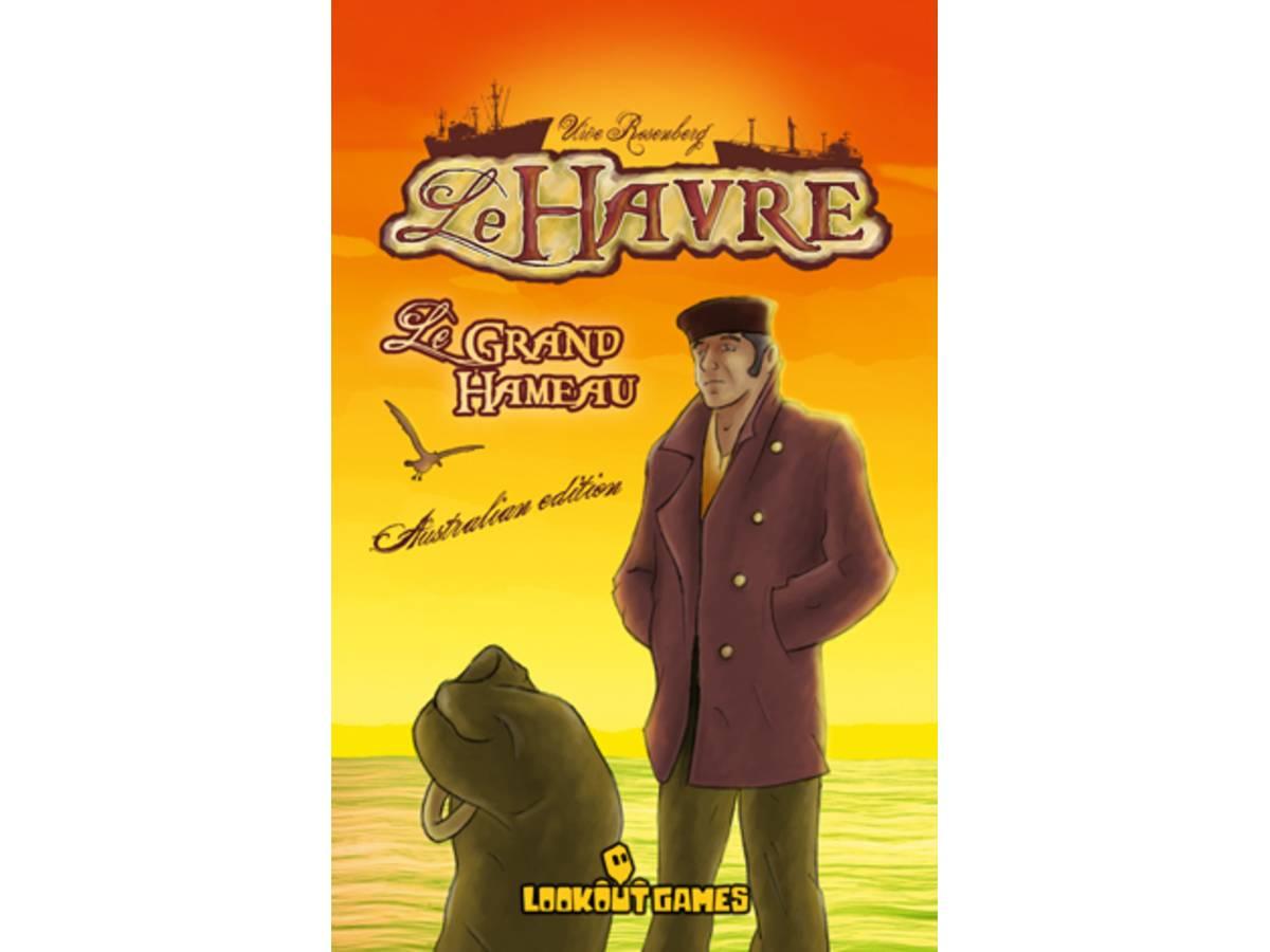 ル・アーブル:ル・グランアモー(Le Havre: Le Grand Hameau)の画像 #36148 ボドゲーマ運営事務局さん
