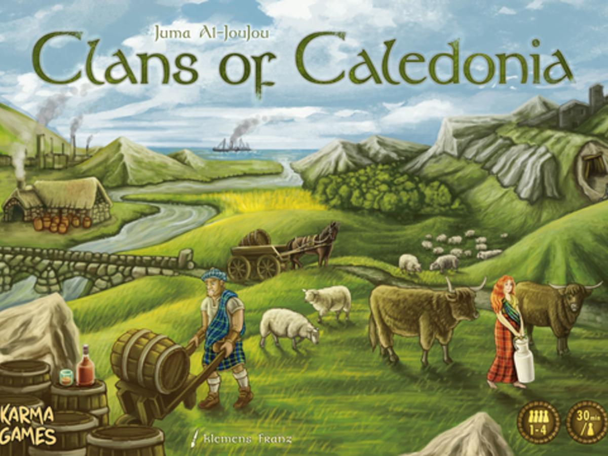 クランズ・オブ・カレドニア(Clans of Caledonia)の画像 #37194 まつながさん