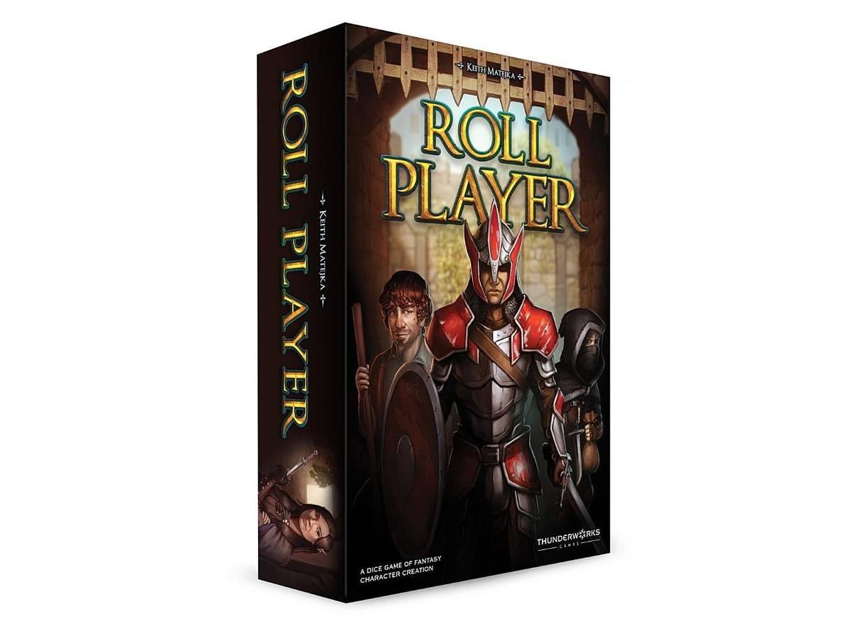 ロールプレイヤー(Roll Player)の画像 #36573 まつながさん