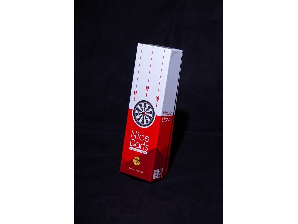Nice Darts -CardGame of Darts-(Nice Darts -CardGame of Darts-)の画像 #56959 758ボードゲーム会@758BGさん