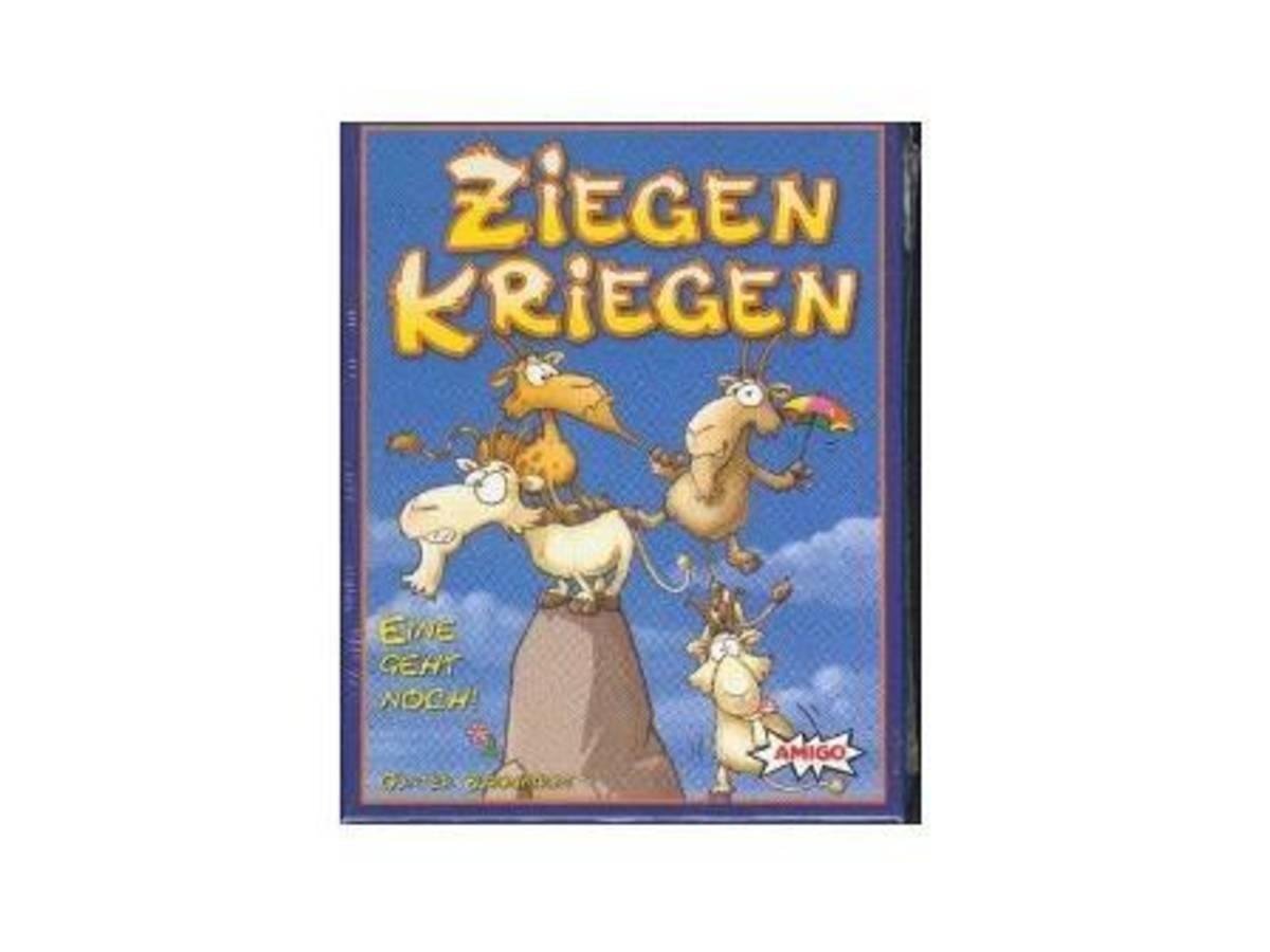 ヤギ戦争(Ziegen Kriegen)の画像 #32798 ちゃいさん