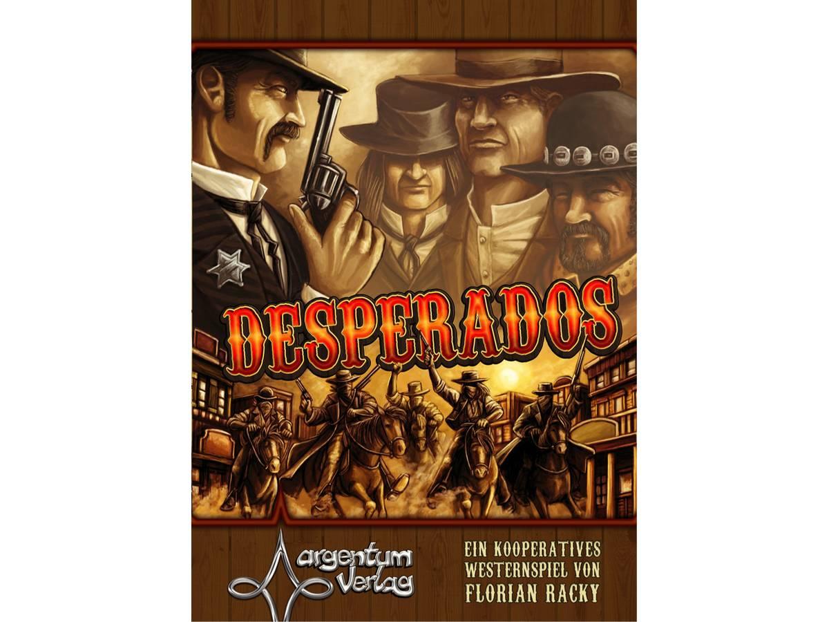 ならず者 / デスペラード(Desperados)の画像 #34522 ボドゲーマ運営事務局さん