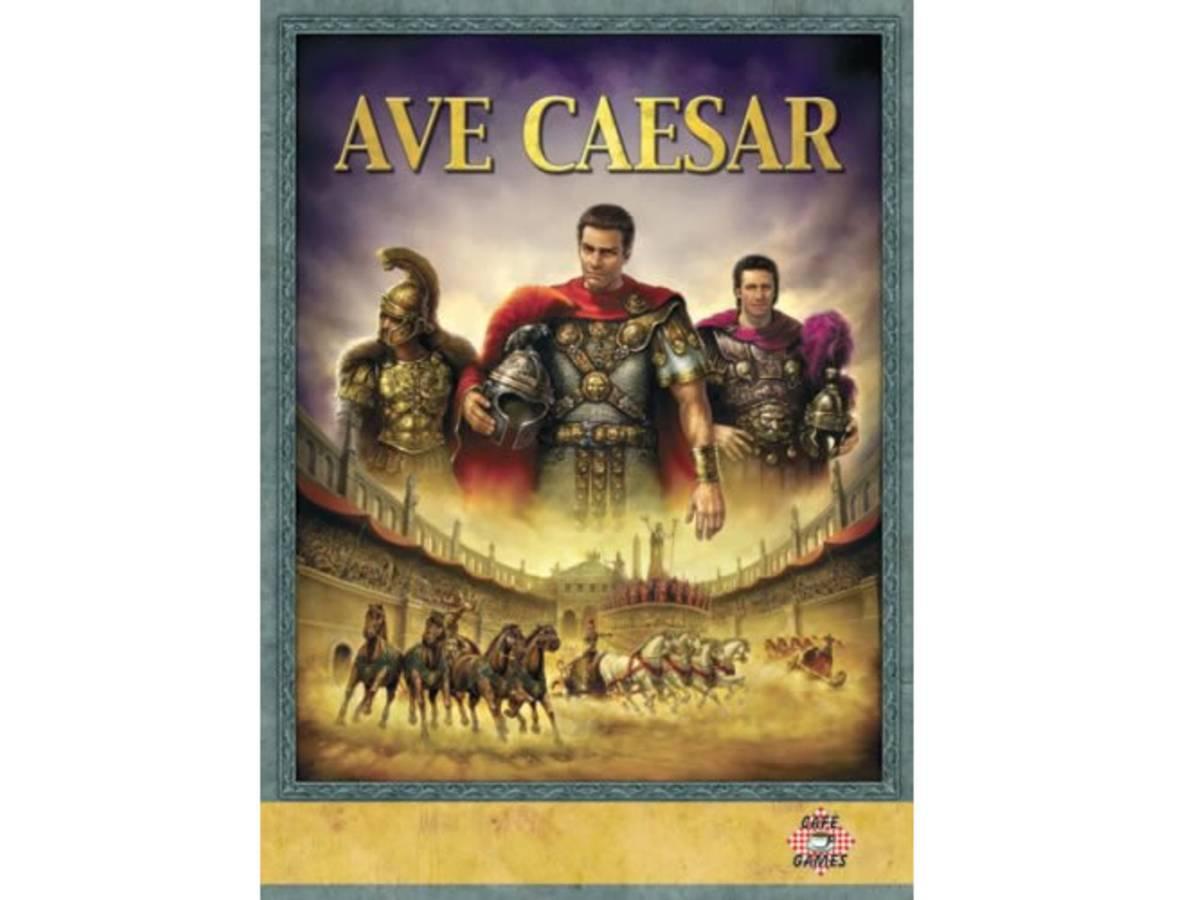 アベ・カエサル(Ave Caesar)の画像 #30997 ボドゲーマ運営事務局さん