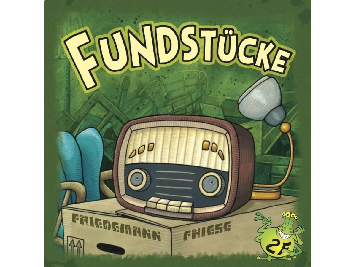 思わぬ拾い物(Unexpected Treasures / Fundstuecke)の画像 #32838 ボドゲーマ運営事務局さん