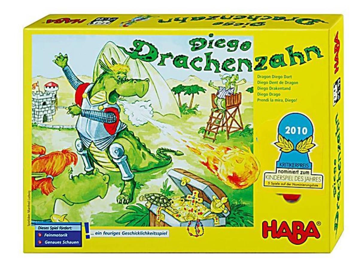 ドラゴン・ディエゴ(Diego Drachenzahn)の画像 #34182 マジックマ@magikkumaさん