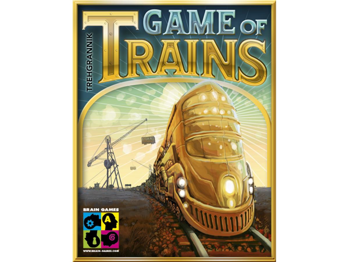 ゲーム・オブ・トレイン(Game of Trains)の画像 #32272 ボドゲーマ運営事務局さん