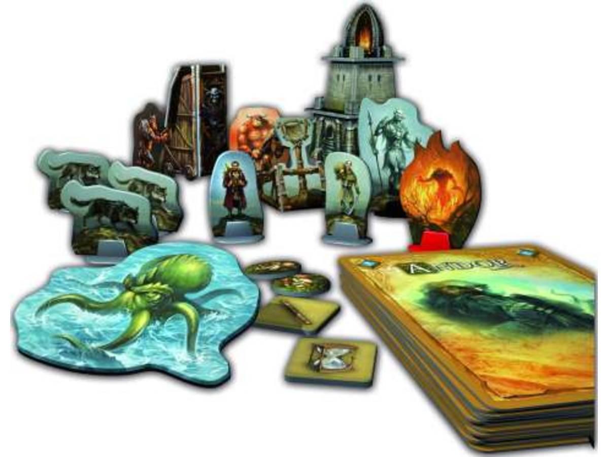 アンドールの伝説:星の盾(Legends of Andor: The Star Shield)の画像 #30191 ぽっくりさん