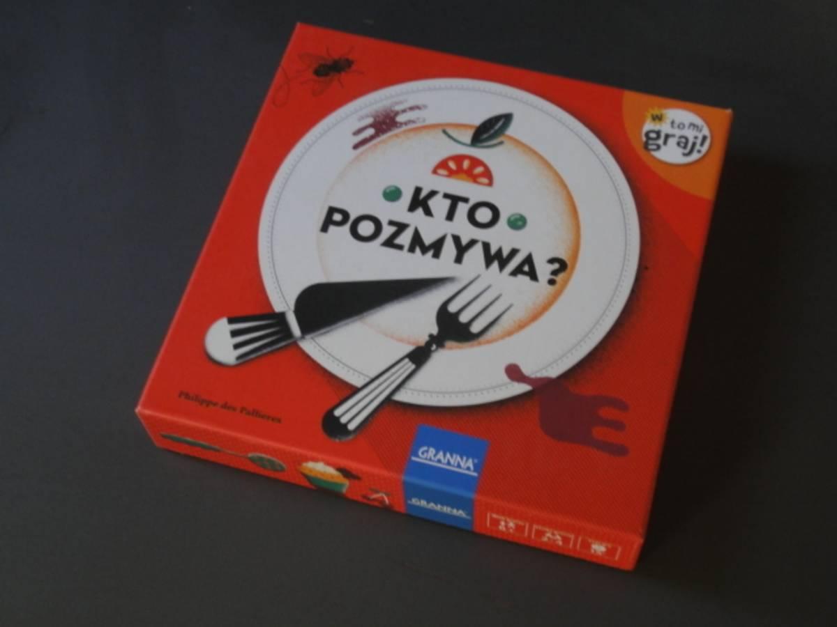 皿洗いゲーム(Who is going to do the dishes? / Kuka Tiskaa Tänään?)の画像 #55604 Katsumi Egawaさん