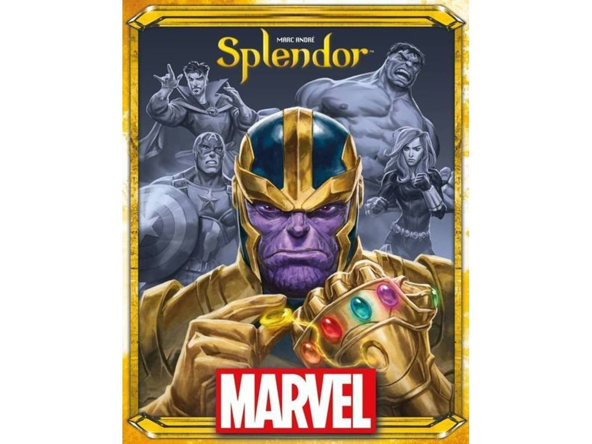 スプレンダー・マーベル(Splendor Marvel)の画像 #64306 まつながさん