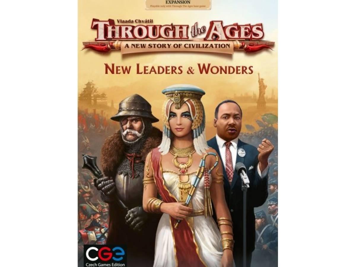 スルー・ジ・エイジズ:ニュー・リーダーズ・アンド・ワンダーズ(Through the Ages: New Leaders and Wonders)の画像 #53877 らめるんさん