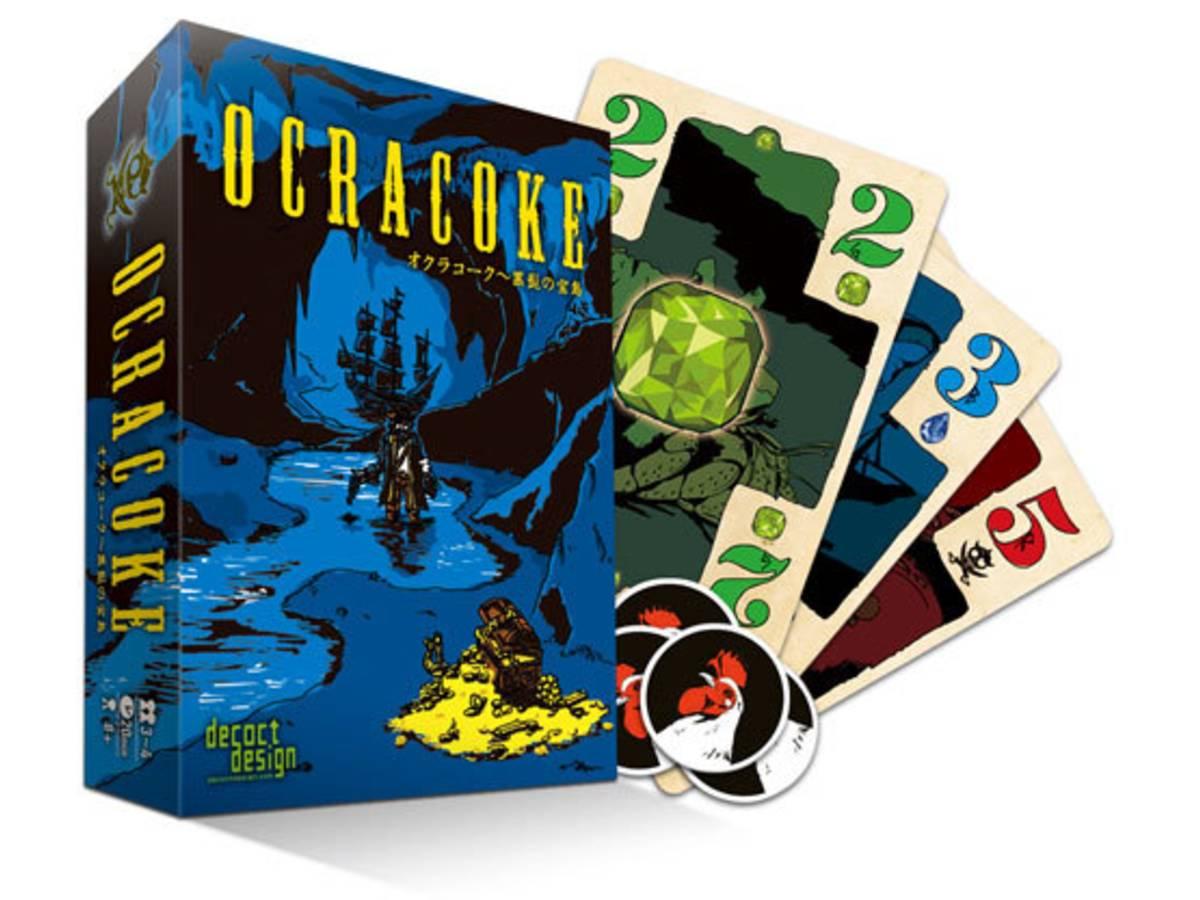 オクラコーク ~黒髭の宝島~ / 海賊の宝島(OCRACOKE)の画像 #32387 ボドゲーマ運営事務局さん