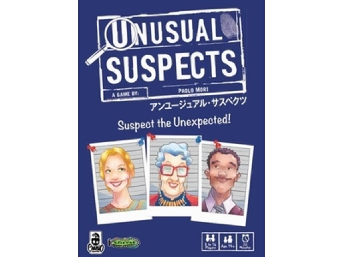 アンユージュアル・サスペクツ(Unusual Suspects)の画像 #40876 まつながさん