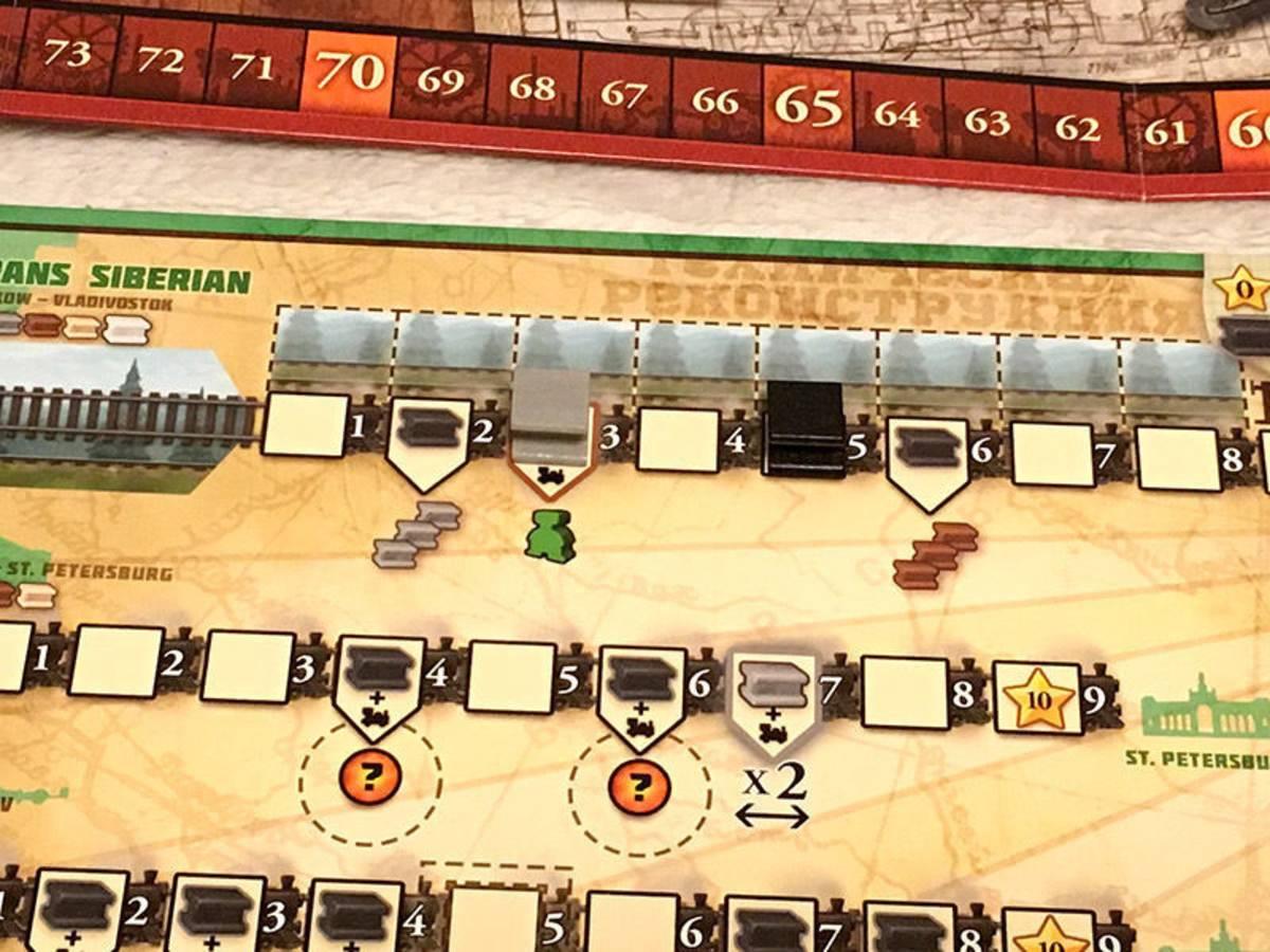 ロシアンレールロード(Russian Railroads)の画像 #61150 みなりんさん