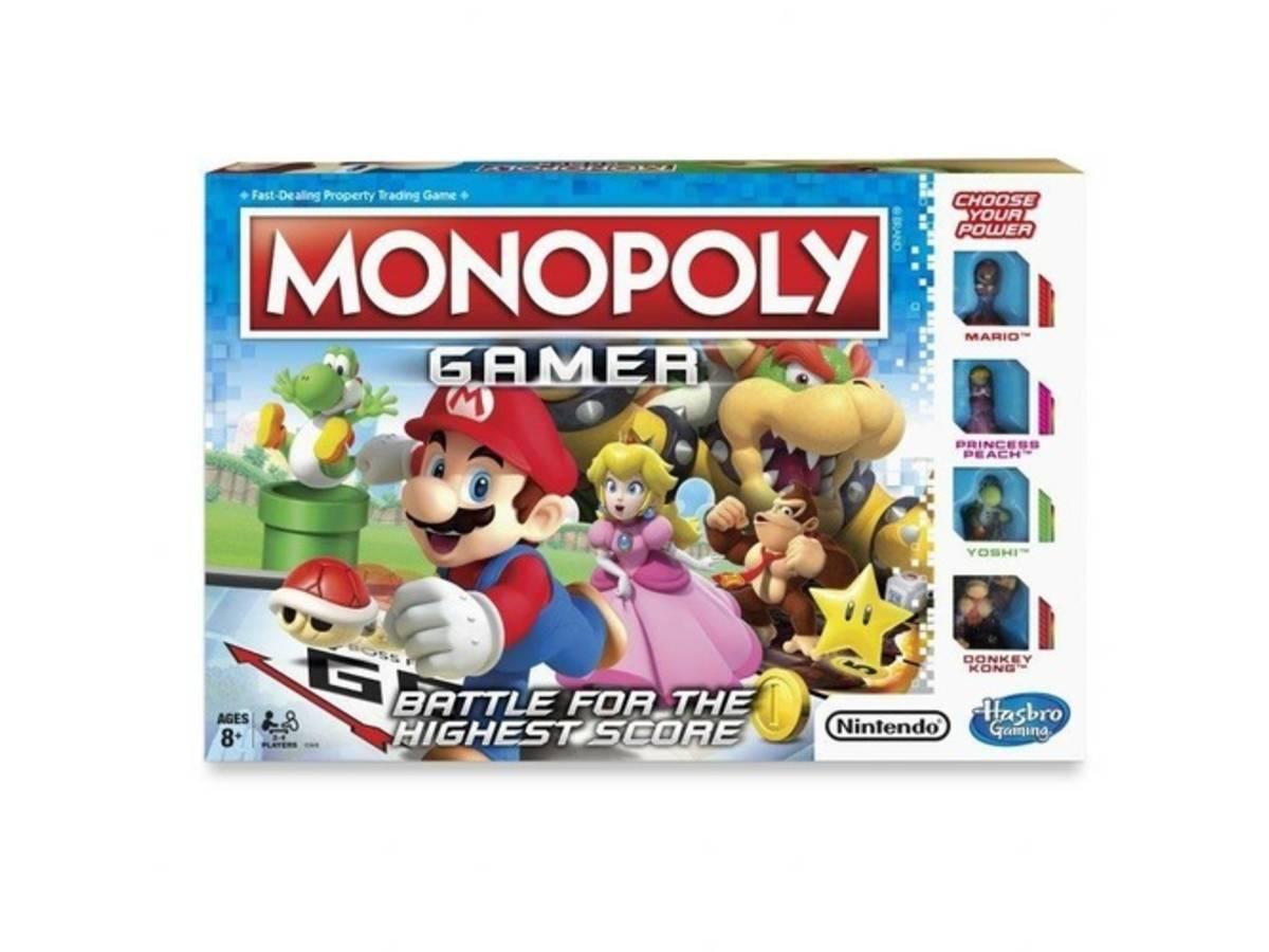 モノポリー:ゲーマー(Monopoly Gamer)の画像 #38643 まつながさん