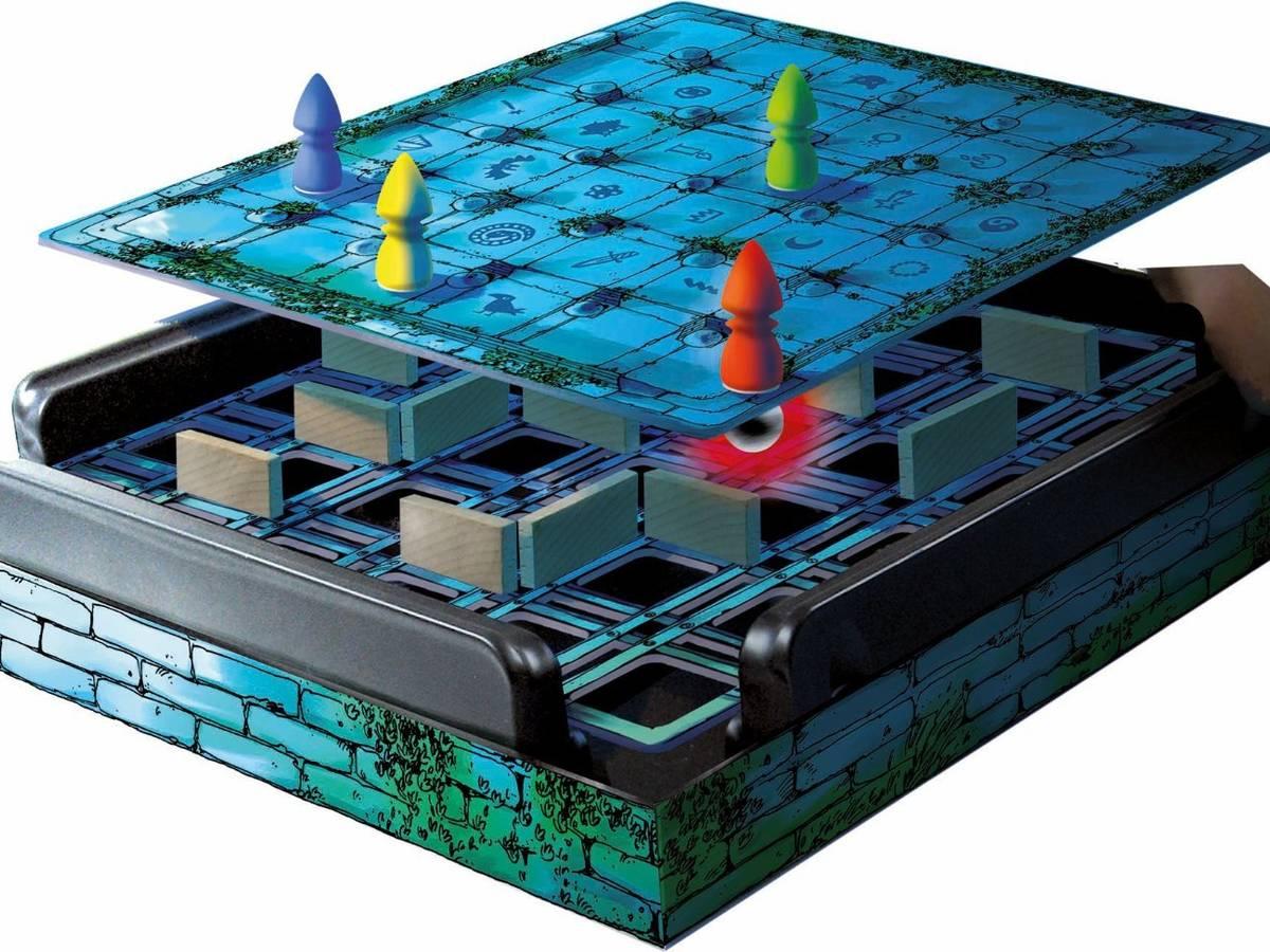 魔法のラビリンス(The Magic Labyrinth / Das Magische Labyrinth)の画像 #32482 ボドゲーマ運営事務局さん