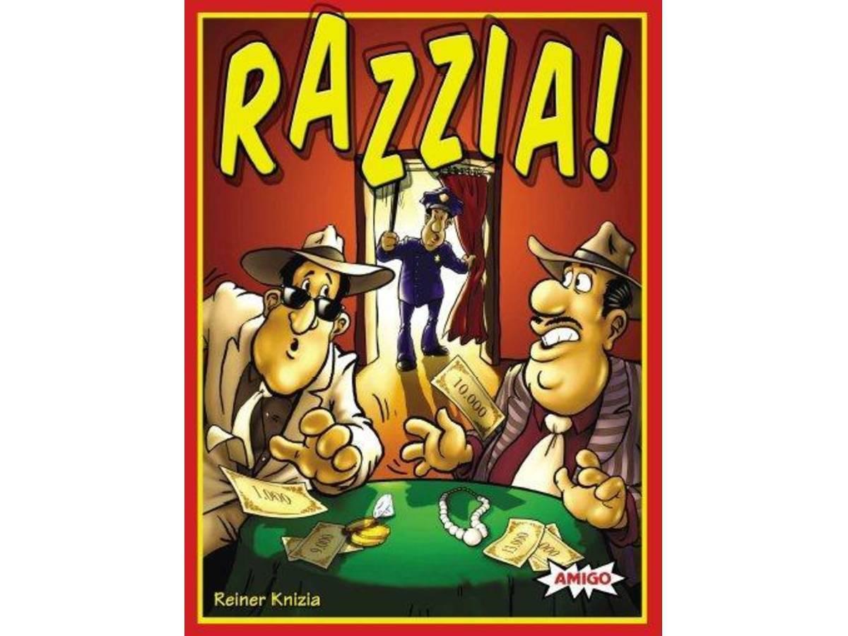 ラッツィア!(Razzia!)の画像 #31918 ボドゲーマ運営事務局さん