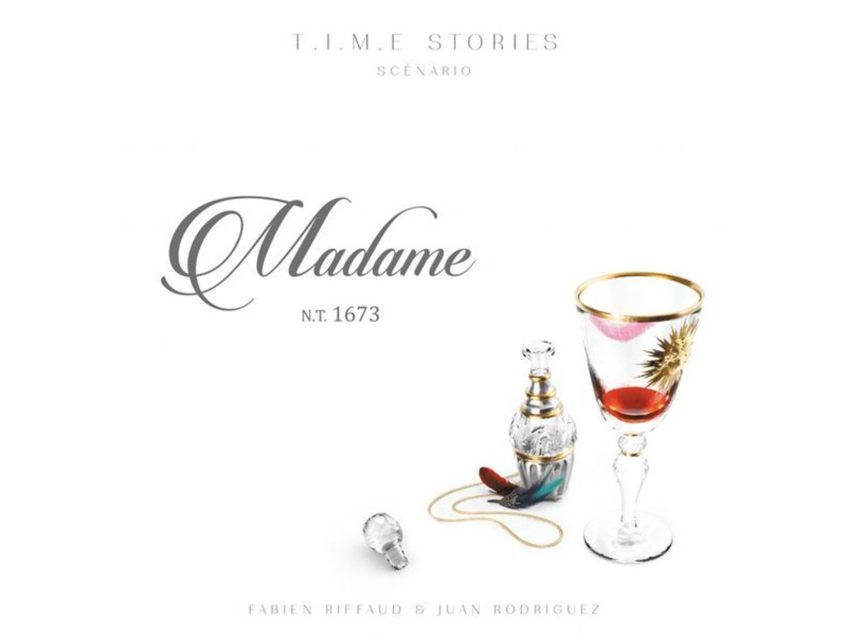 タイムストーリーズ:マダム(拡張)(T.I.M.E Stories: Madame)の画像 #50048 まつながさん