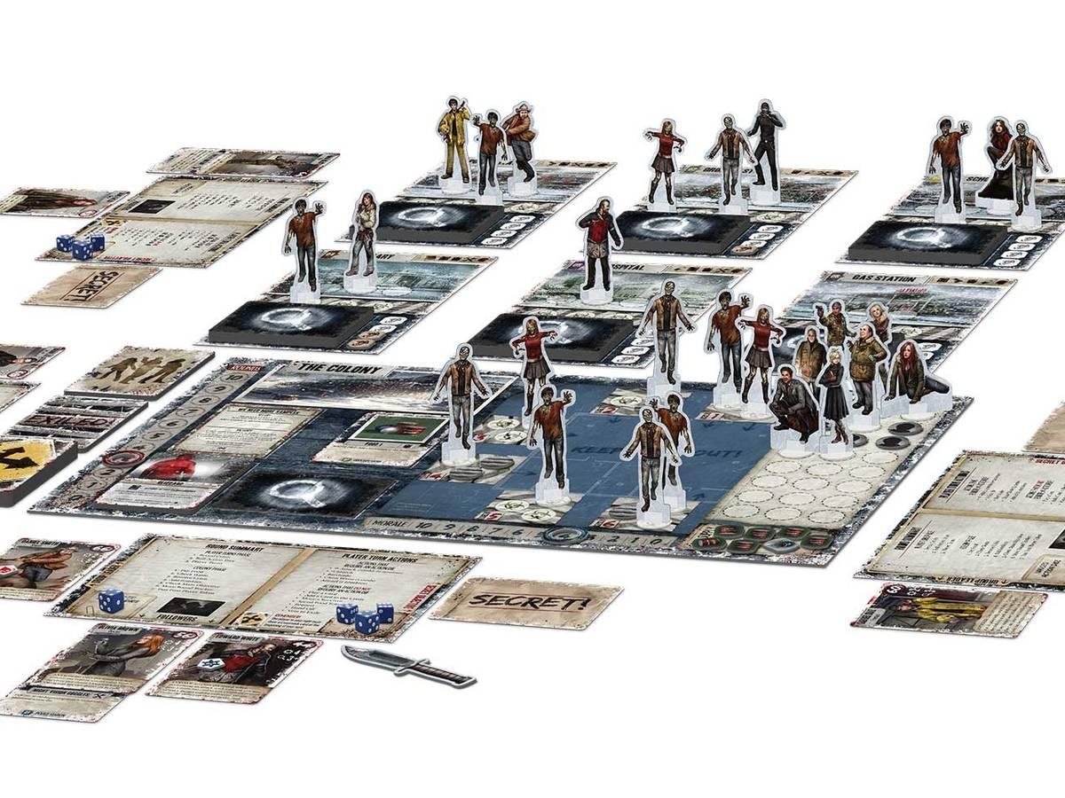 デッド・オブ・ウィンター(Dead of Winter: A Crossroads Game)の画像 #29805 NODA YUJIROUさん