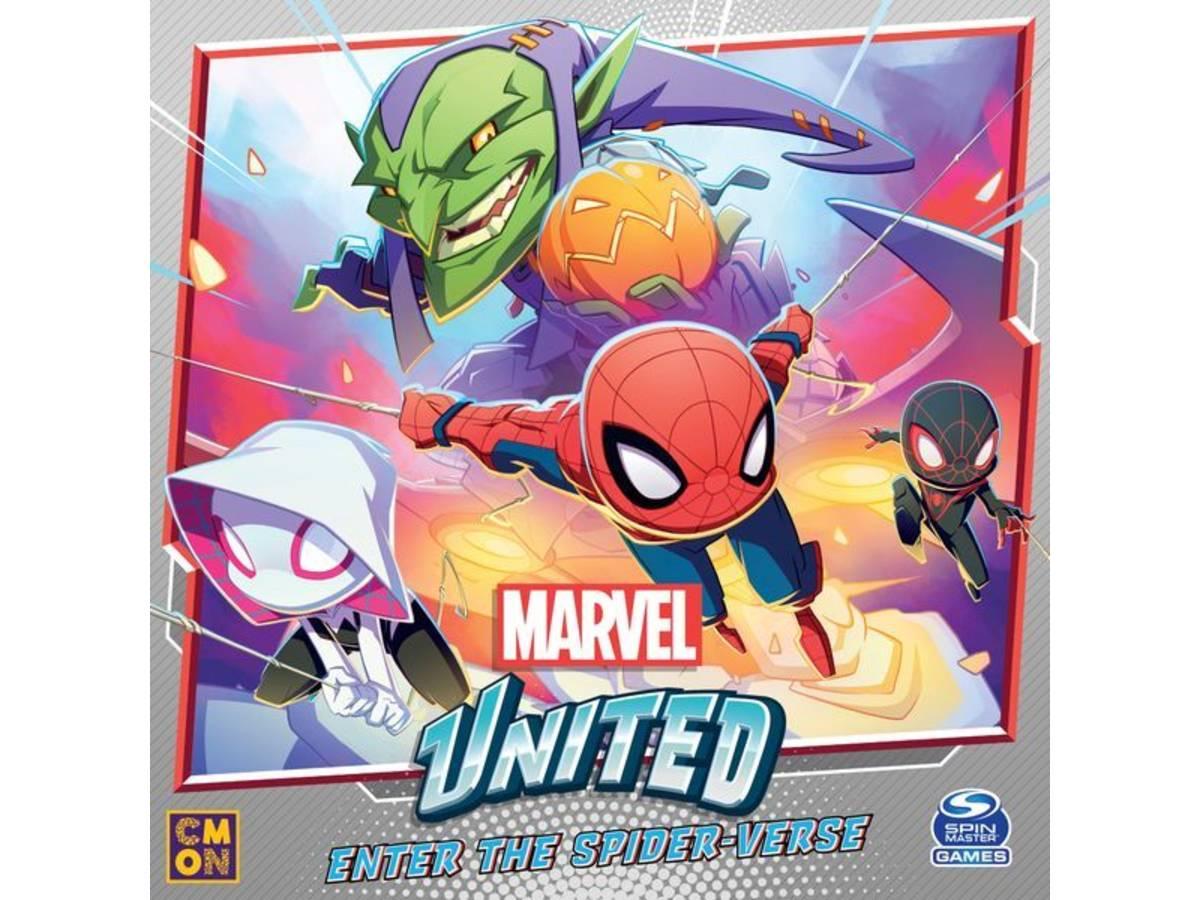 マーベル・ユナイテッド:エンター・スパイダーバース(Marvel United: Enter the Spider-Verse)の画像 #71739 まつながさん