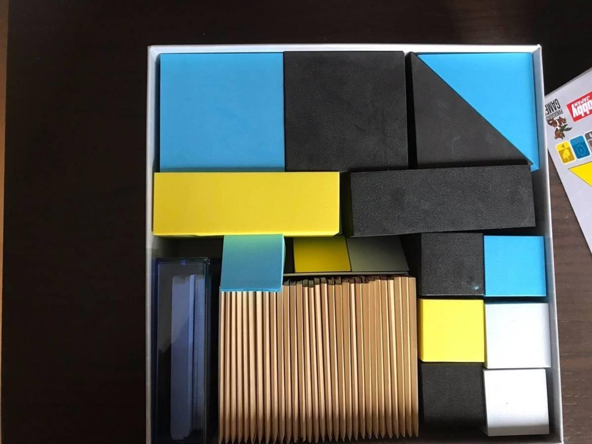 メンタル・ブロックス(Mental Blocks)の画像 #62269 Masayuki Kunimitsuさん