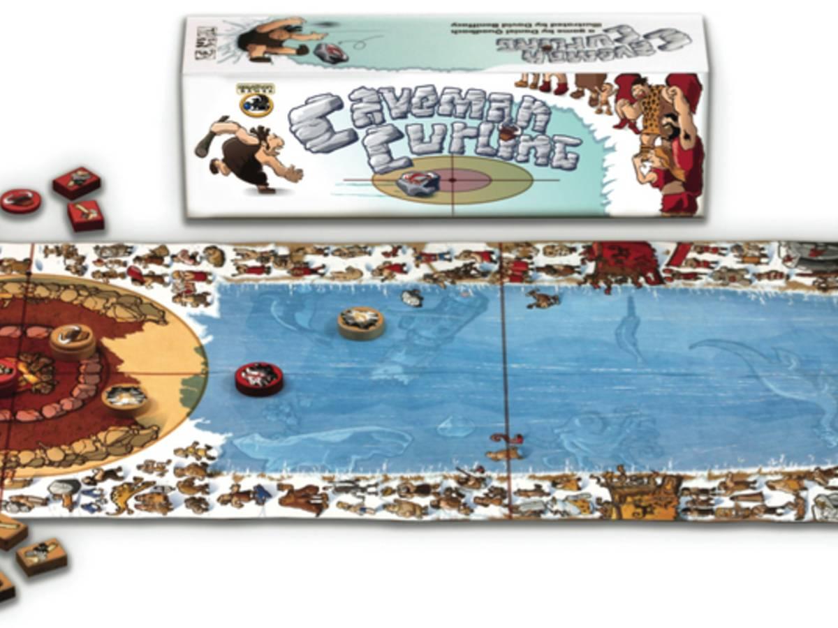 ケイブマンカーリング (Caveman Curling)の画像 #34276 R@さん