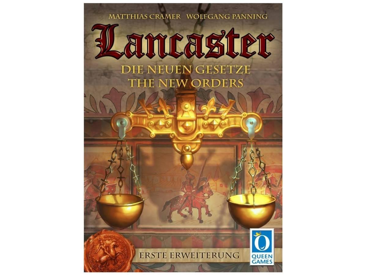 ランカスター:拡張セット・新たな法(Lancaster The New Laws)の画像 #36015 ぽっくりさん