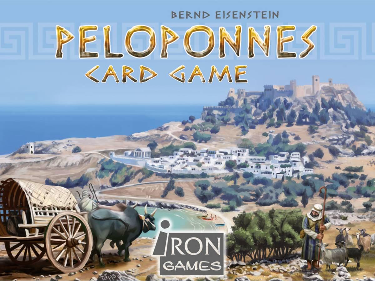 ペロポネソス:カードゲーム(Peloponnes: Card Game)の画像 #29511 ボドゲーマ運営事務局さん