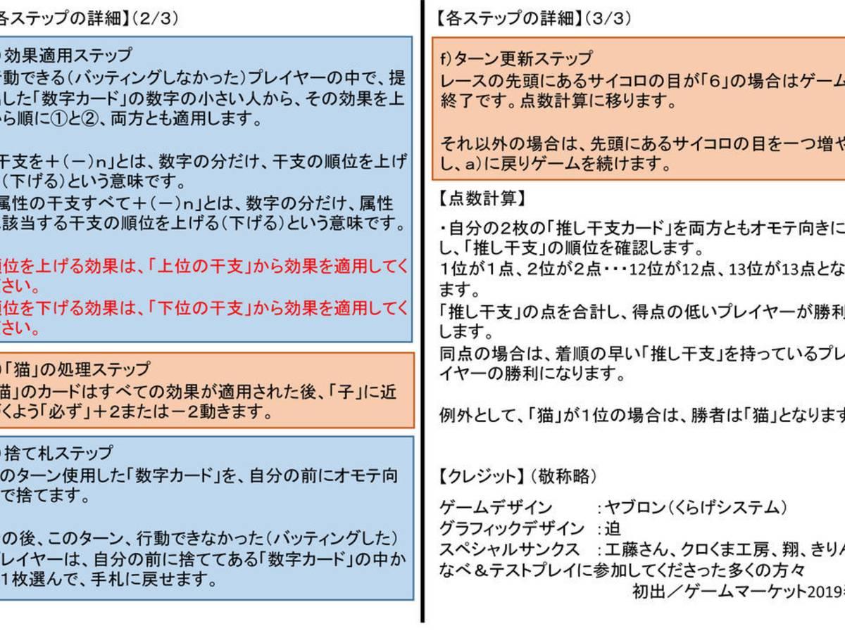 第二回チキチキ十二支大レース(Dai2kai Chikchiki Junishi Dai Race)の画像 #51558 ヤブロンさん