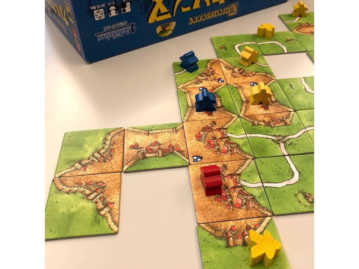カルカソンヌ(Carcassonne)の画像 #55042 こかど@サンセットゲームズさん