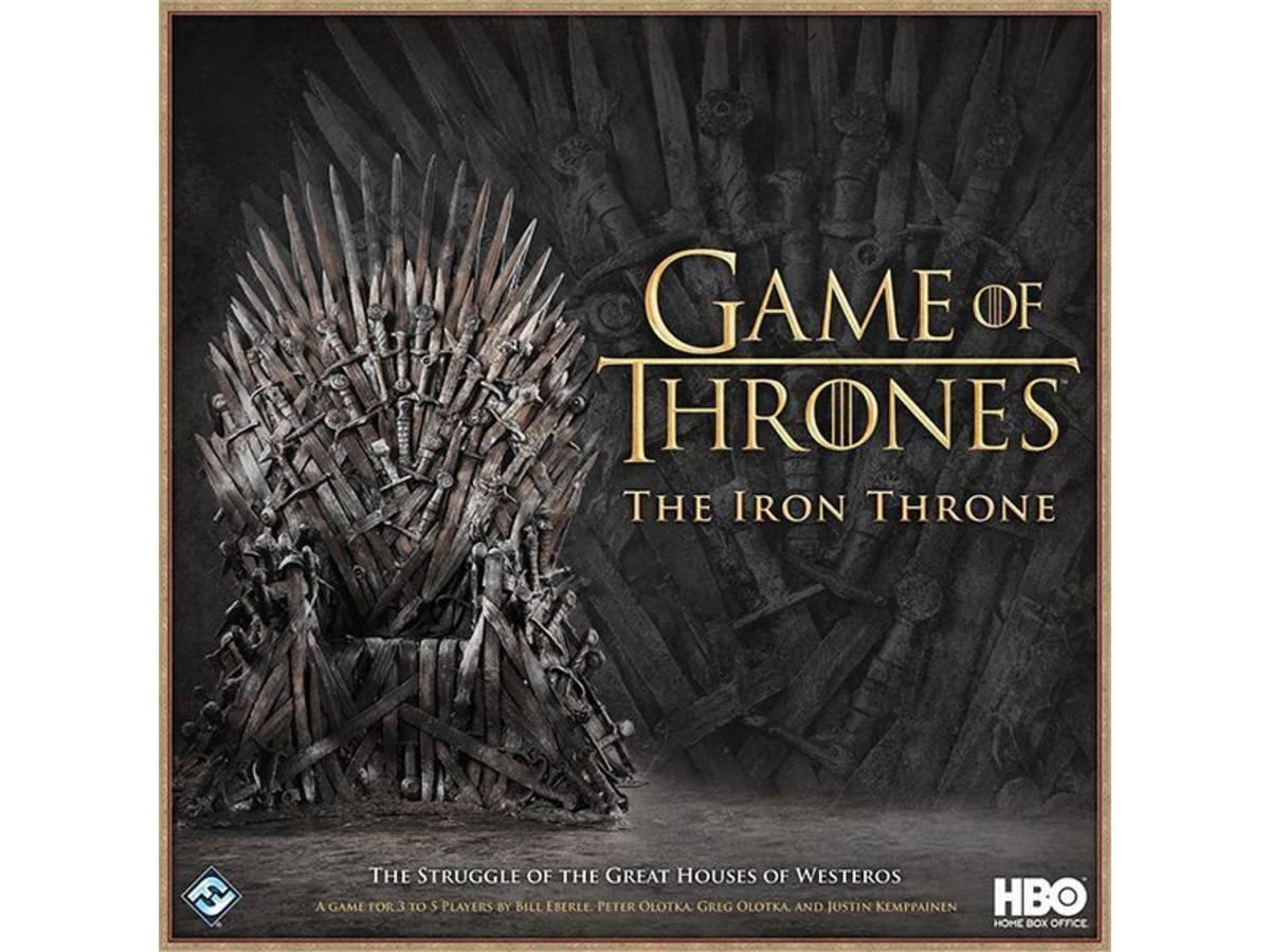 ゲーム・オブ・スローンズ:アイロン・スローン(Game of Thrones: The Iron Throne)の画像 #53795 らめるんさん