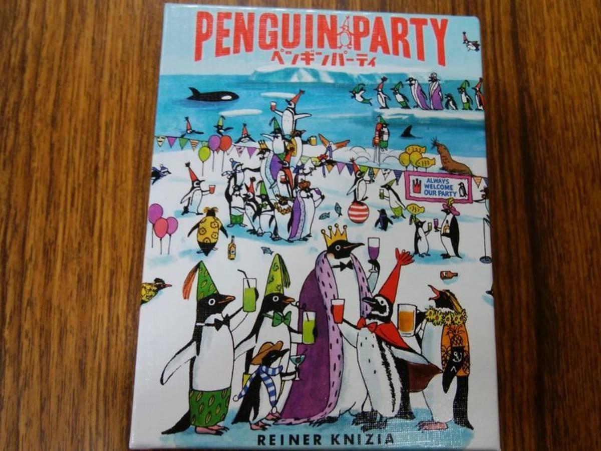 ペンギンパーティ(Penguin Party)の画像 #42859 うささん
