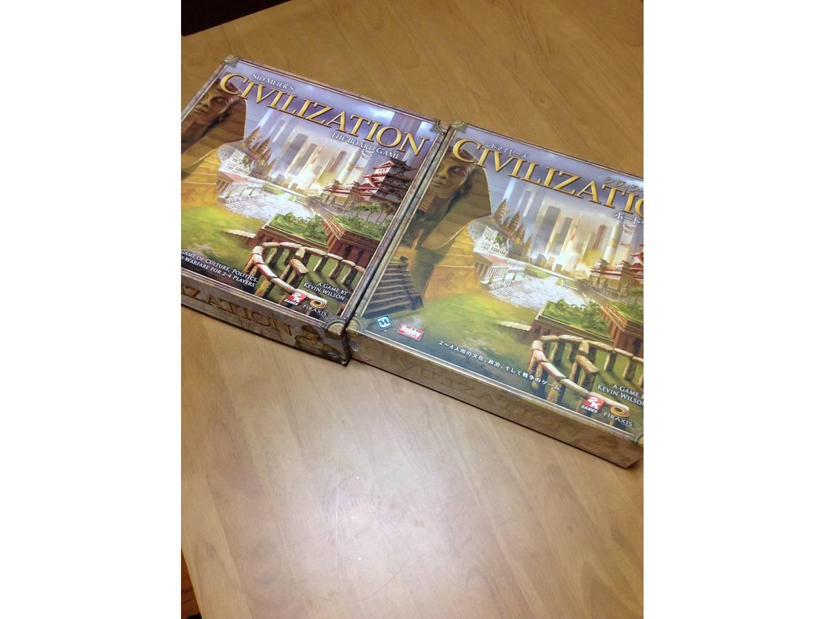 シヴィライゼーション(Sid Meier's Civilization: The Board Game)の画像 #30127 GUDAGUDASAMAさん