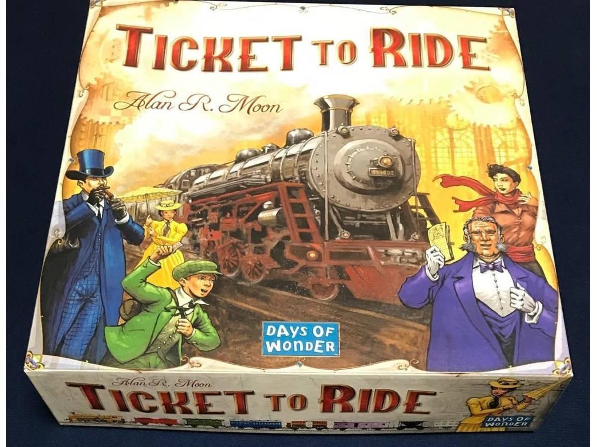 チケットトゥライド / チケットトゥライドアメリカ(Ticket to Ride)の画像 #57513 PETさん