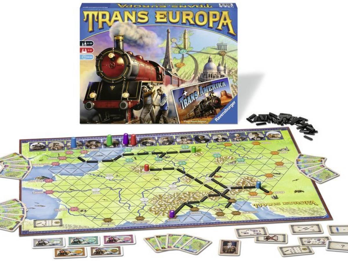 トランスヨーロッパ&トランスアメリカ(Trans Europa & Trans Amerika)の画像 #52970 まつながさん