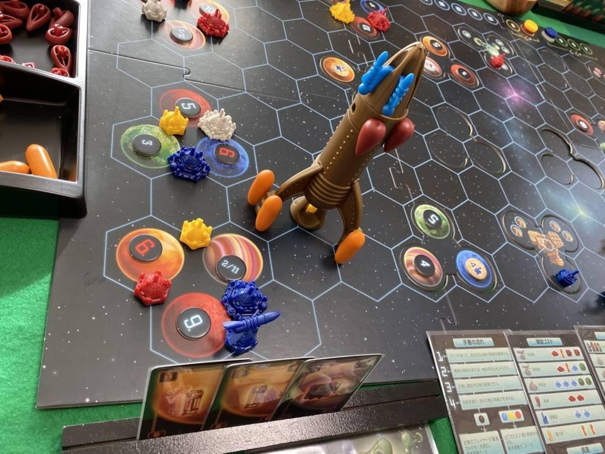 カタン:宇宙開拓者(Catan: Starfarers)の画像 #68059 Sato39さん