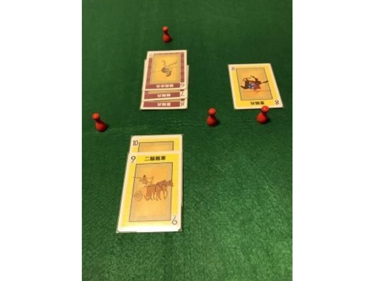 バトルライン(Battle Line)の画像 #55189 豊田市ボードゲームファンさん