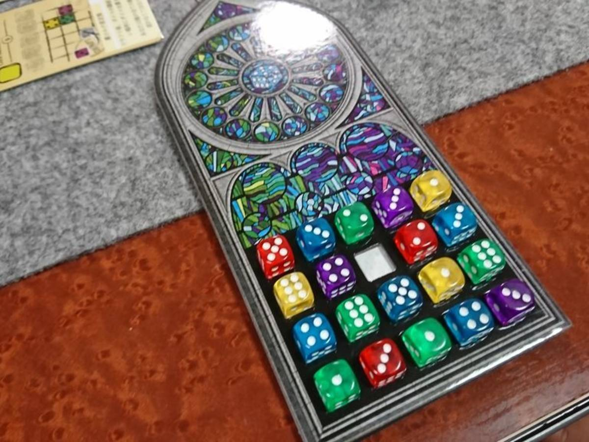 サグラダ(Sagrada)の画像 #45104 軍師っ!さん