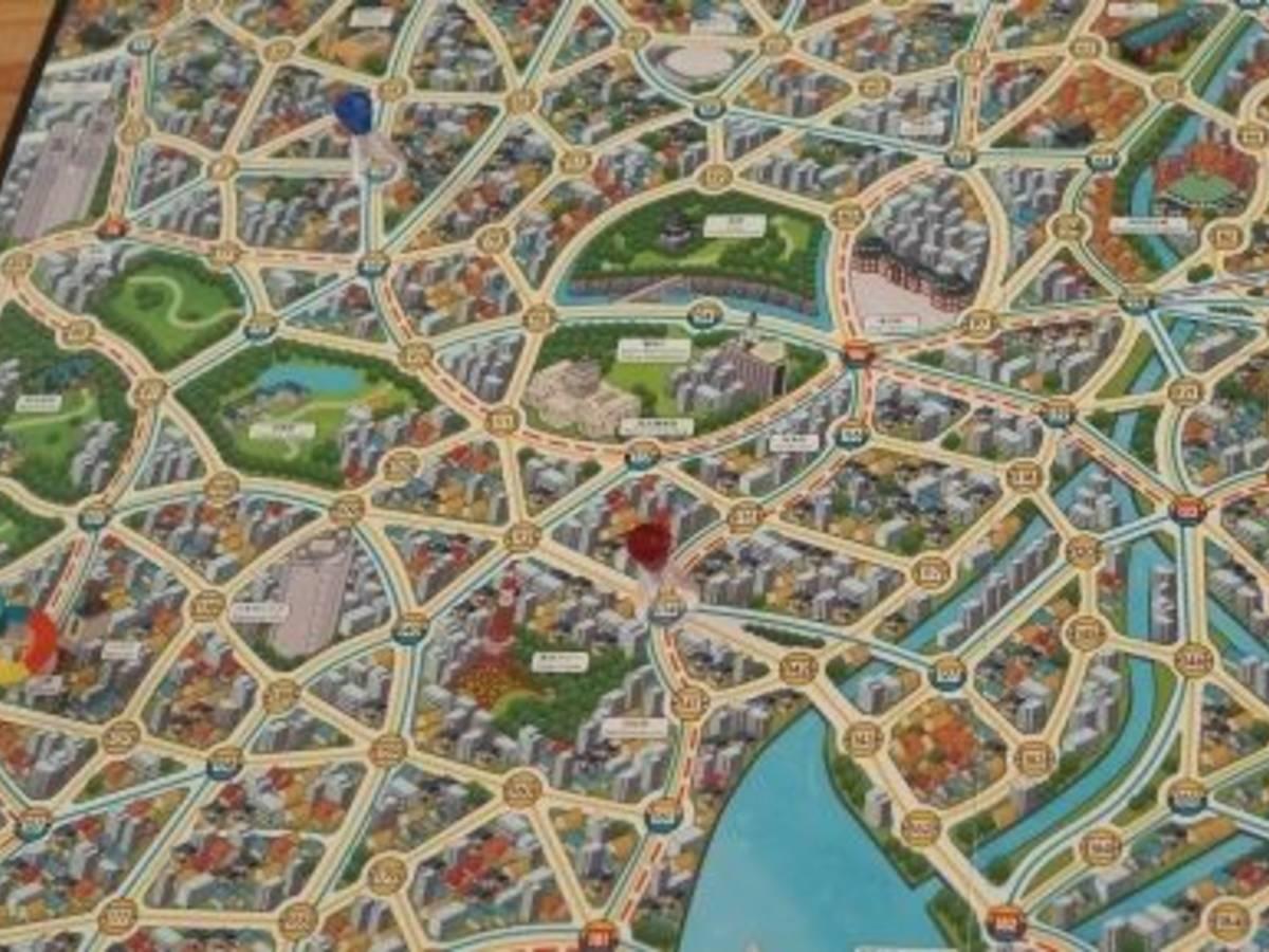 スコットランドヤード:東京(Scotland Yard: Tokyo)の画像 #68953 マツジョンさん