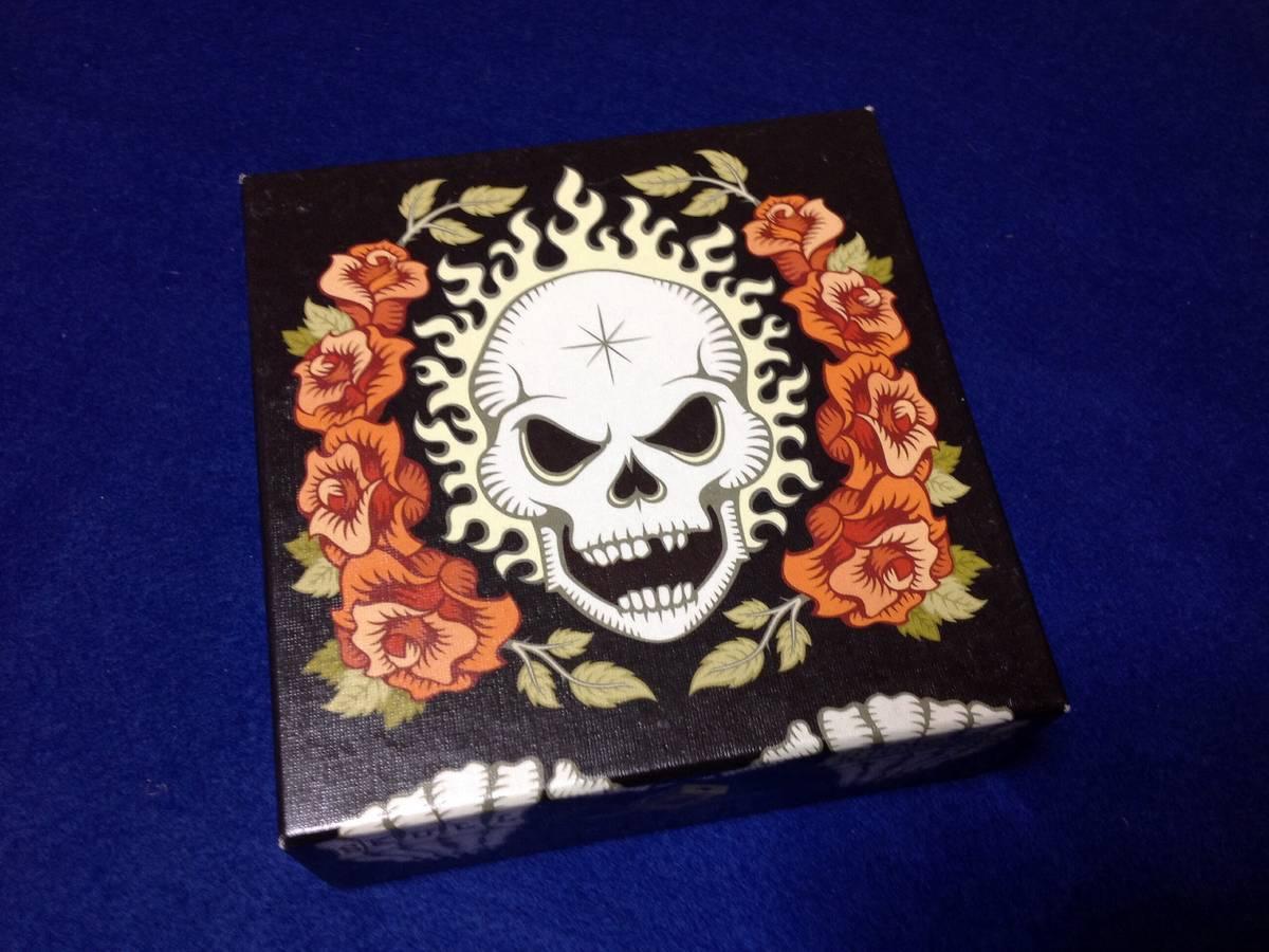 髑髏と薔薇 / スカル(Skull & Roses)の画像 #30399 GUDAGUDASAMAさん