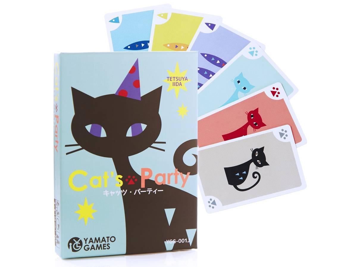 キャッツ・パーティー(Cat's Party)の画像 #29862 ままさん