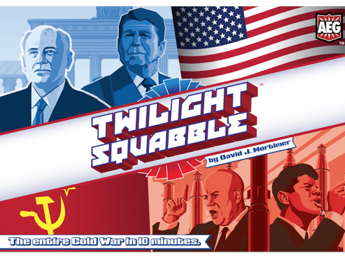 トワイライト・スクワブル(Twilight Squabble)の画像 #33554 ボドゲーマ運営事務局さん