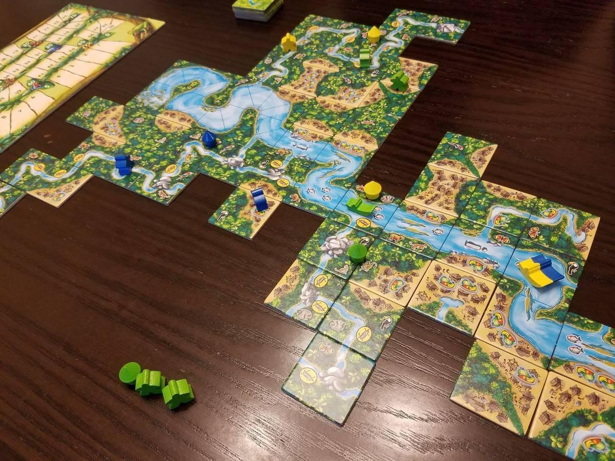 カルカソンヌ:アマゾン川(Carcassonne: Amazonas)の画像 #62606 オグランド(Oguland)さん