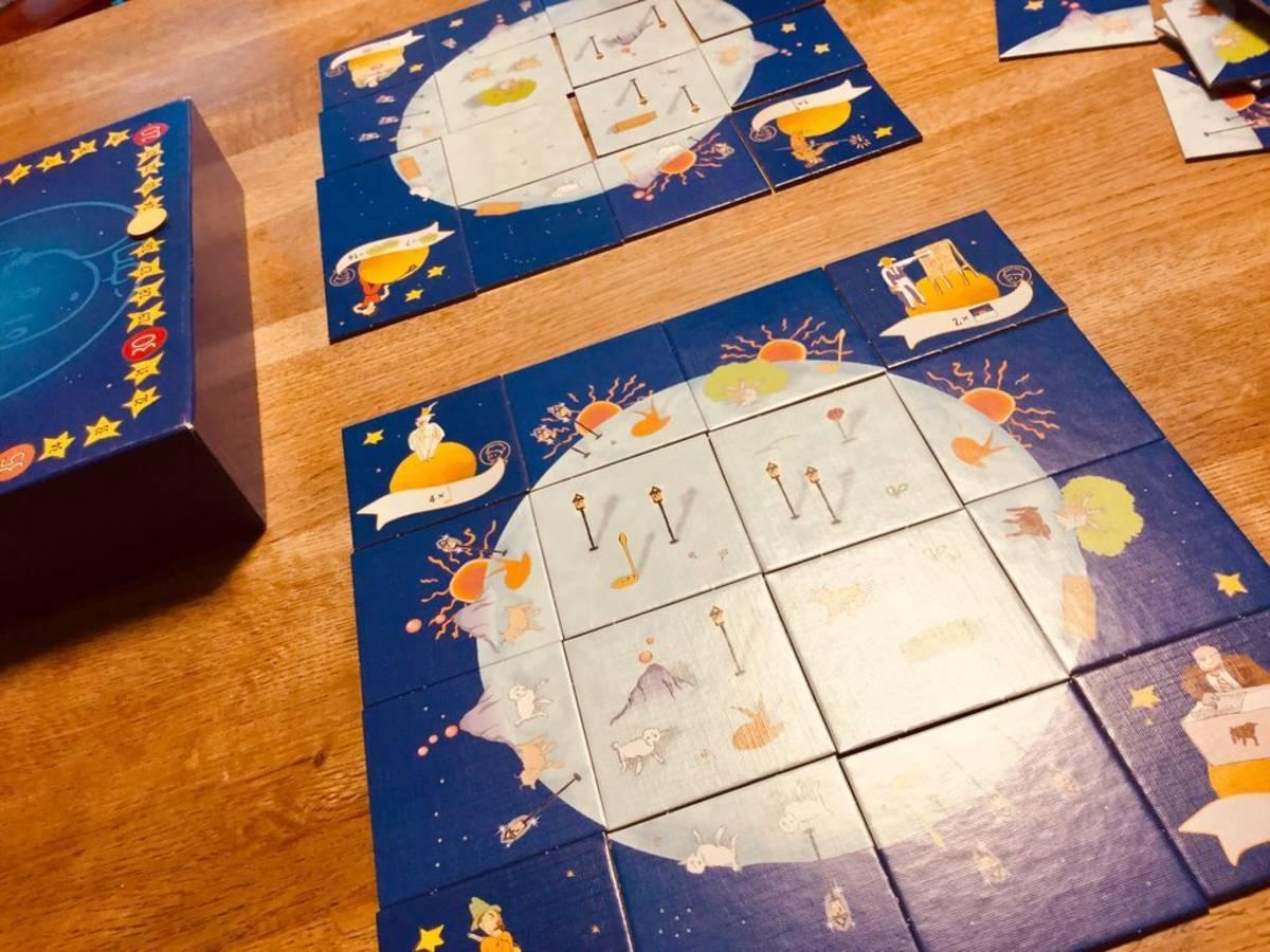 星の王子さま ボードゲーム(The Little Prince: Make Me a Planet)の画像 #63627 ばななさん