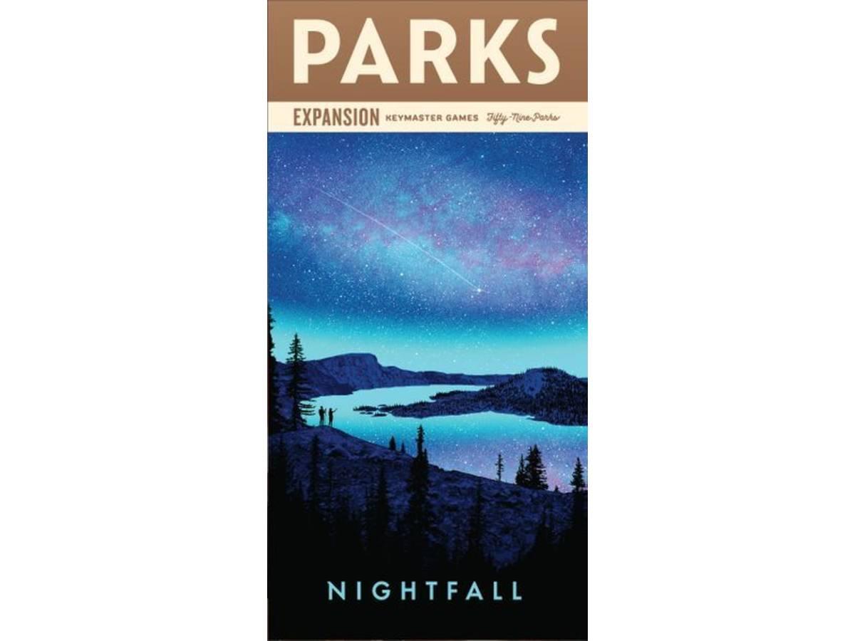 パークス:ナイトフォール(拡張)(PARKS: Nightfall Expansion)の画像 #66895 まつながさん