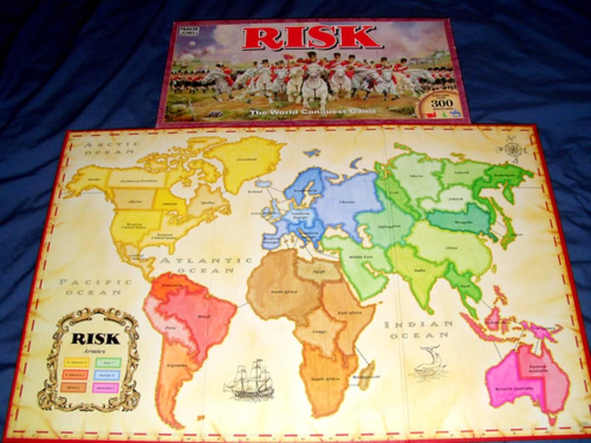 リスク(Risk)の画像 #31613 ままさん