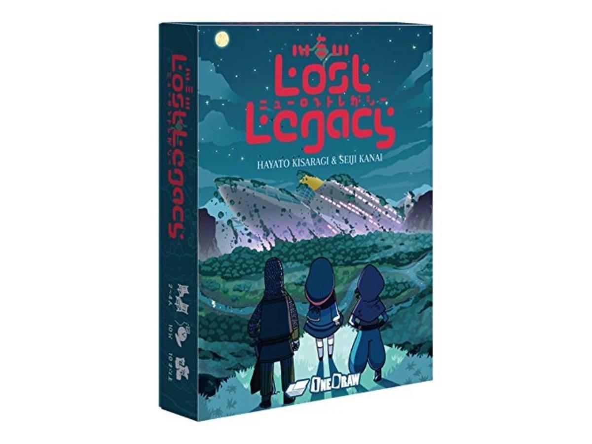 ニューロストレガシー(NEW Lost Legacy)の画像 #41808 まつながさん