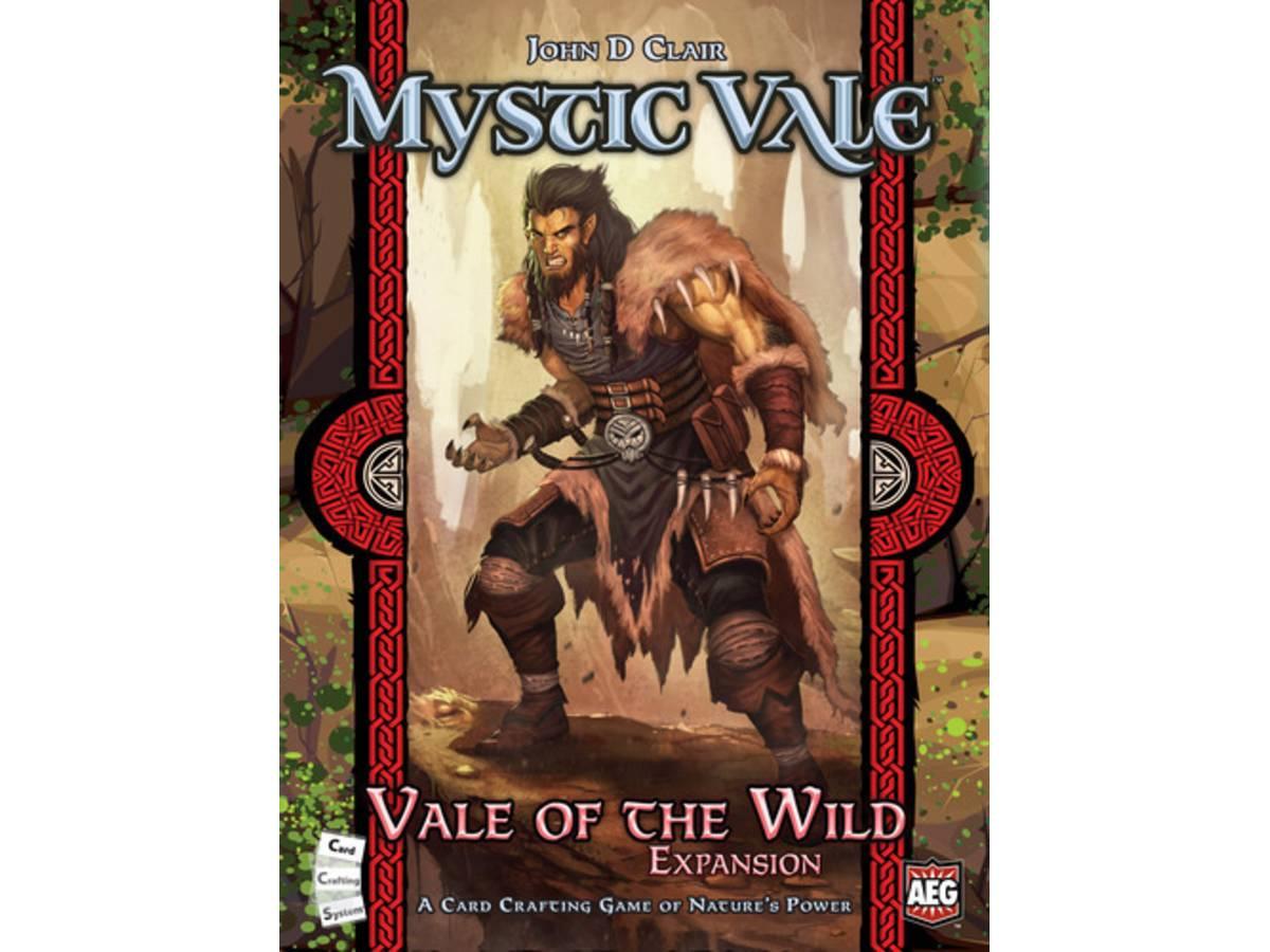 ミスティック・ベール:野性の谷(Mystic Vale: Vale of the Wild)の画像 #41362 まつながさん