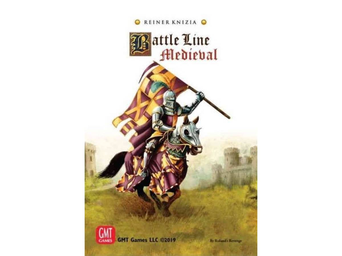 バトルライン:中世版(Battle Line: Medieval)の画像 #59657 まつながさん
