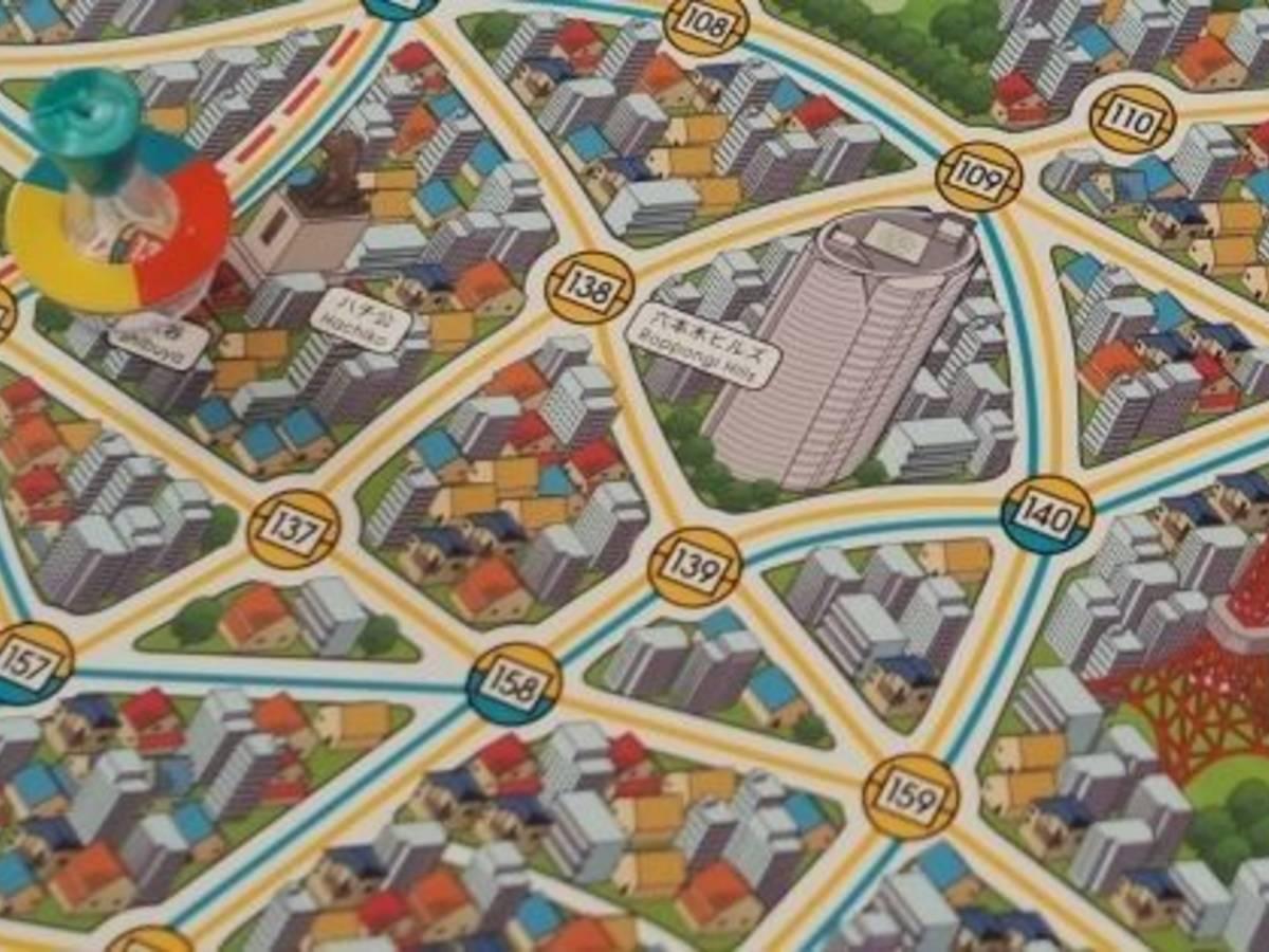 スコットランドヤード:東京(Scotland Yard: Tokyo)の画像 #68952 マツジョンさん